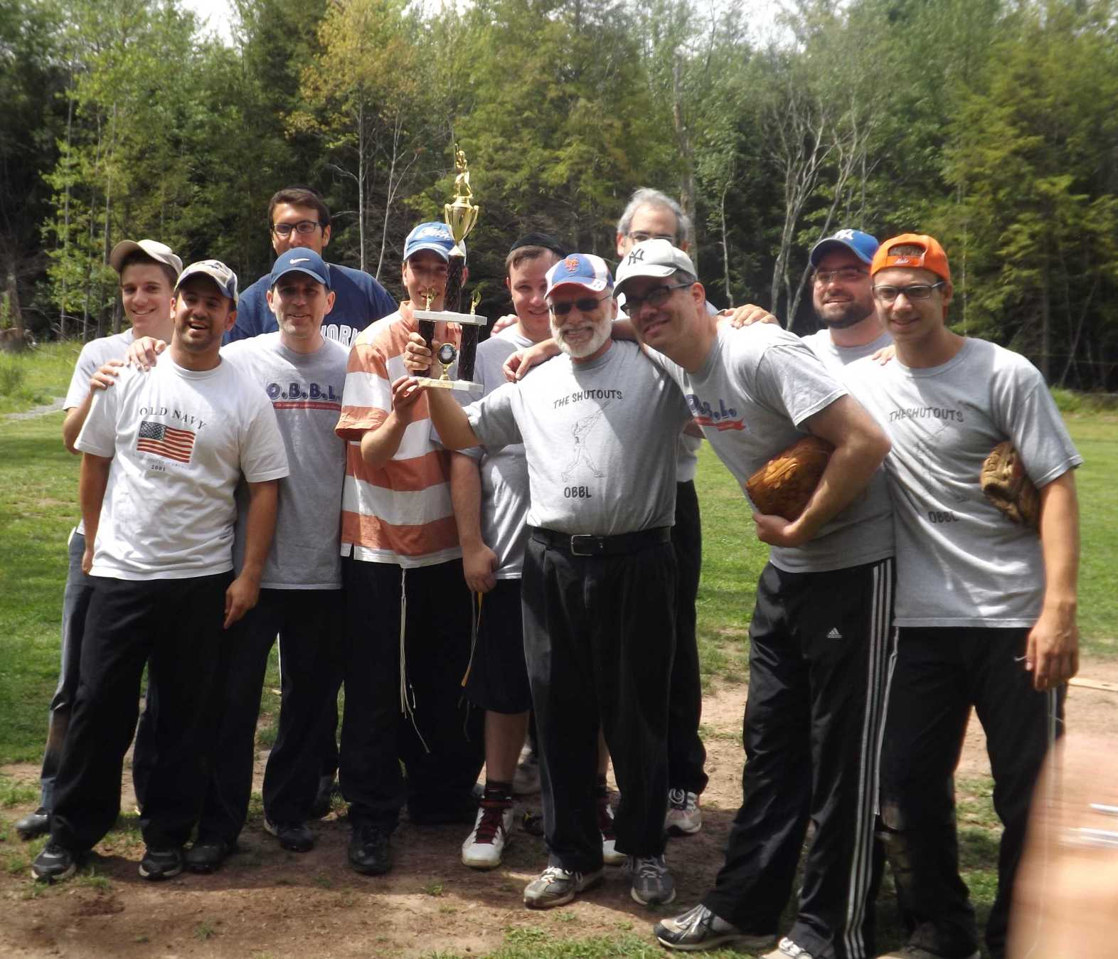 The Shutouts - 2012 Eastern Division Champs